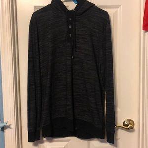 Marc Anthony black sweatshirt